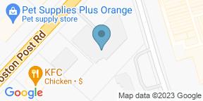 Google Map for Prime 16 - Orange
