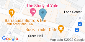Google Map for Heirloom - New Haven