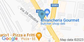 Google Map for Chiancheria Gourmet - Vairano