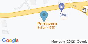 Google Map for Primavera