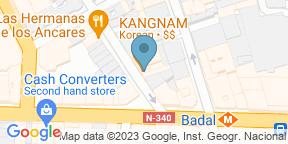 Doi Chang Thai RestaurantのGoogle マップ