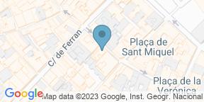 Google Map for Restaurante Avinyo 10