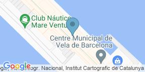 Google Map for El Cangrejo Loco
