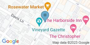 Google Map for The Terrace at the Charlotte Inn