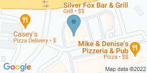 Google Map for Silver Fox