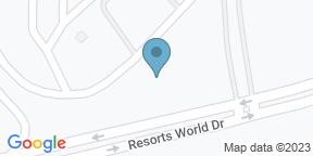 Google Map for 24/7 Diner - Resorts World Casino