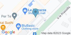 Google Map for Yado Sushi