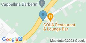 Google Map for GOLA Restaurant & Garden Bar