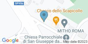 Google Map for Ristorante Checco dello Scapicollo