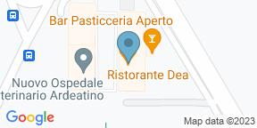 Google Map for Dea Di Roma