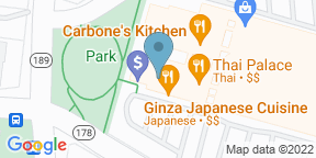 Google Map for Ginza - Bloomfield