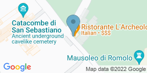 Google Map for L'Archeologia