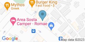 Google Map for Sushi Katsumi