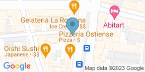 Google Map for Chiancheria Gourmet - Roma