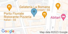 Google Map for Angelina a Porto Fluviale