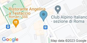 Google Map for Osteria degli amici