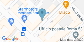 Google Map for Amelia Bistrot