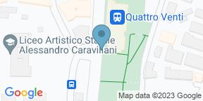 Google Map for Bisteccheria Quattro Venti