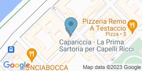 Google Map for Antico Forno A Testaccio