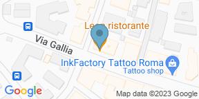 Google Map for Ristorante Leon