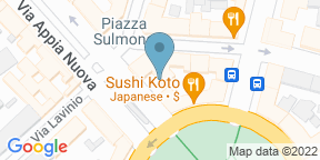 Google Map for Piccadilly
