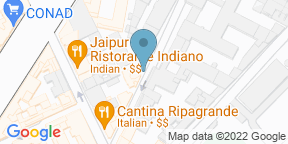 Google Map for Hostaria Luce