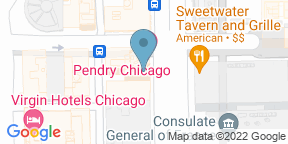 Google Map for Bar Pendry