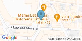 Google Map for Da Vittorio a Trastevere