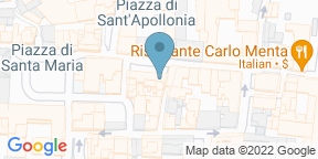 Google Map for Enoteca Trastevere