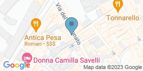 Google Map for Bali Bar & Restaurant