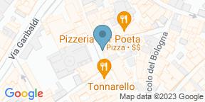 Google Map for WikiWiki Eat Trastevere