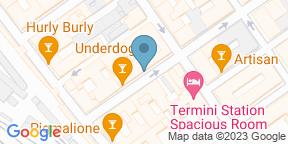Google Map for Pensavo Peggio