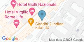 Google Map for Gandhi 2 Ristorante Indiano