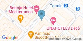 Google Map for Ristorante Massimo D'Azeglio