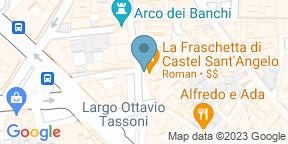 Google Map for O Pazzariello