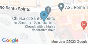 Google Map for Wine Bar de' Penitenzieri