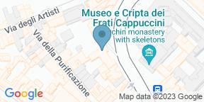 Google Map for La Scala