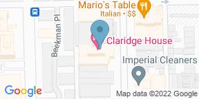 Google Map for Sushi BOUtique