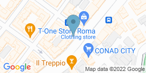 Google Map for Almabuona - naturalmente pizza -