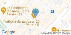 Google Map for Trattoria da Zacca ar 20