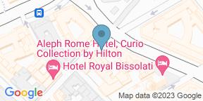 Google Map for Ristorante Moma