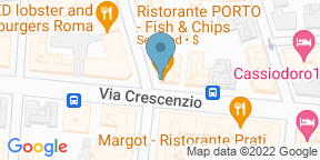 Google Map for Porto Fish & Chips