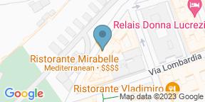 Google Map for Mirabelle