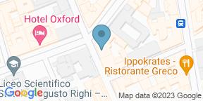 Google Map for Hostaria Casa Roma