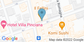 Google Map for Il Fellini