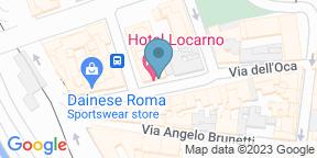 Google Map for Bar Locarno