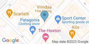 Google Map for Mani' Fusion Restaurant