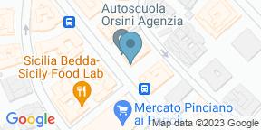 Google Map for Metamorfosi restaurant