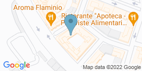 Google Map for Aroma Osteria Flaminio