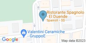 Google Map for El Duende